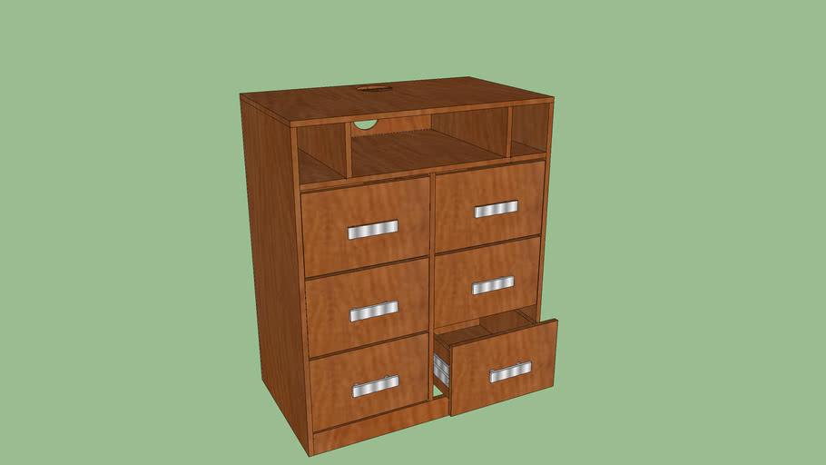 Mueble para alcoba