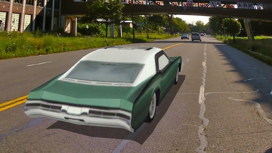 '69 Buick Riviera
