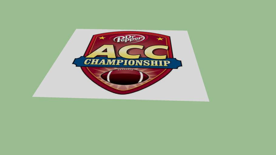 Dr. Pepper ACC Championship logo