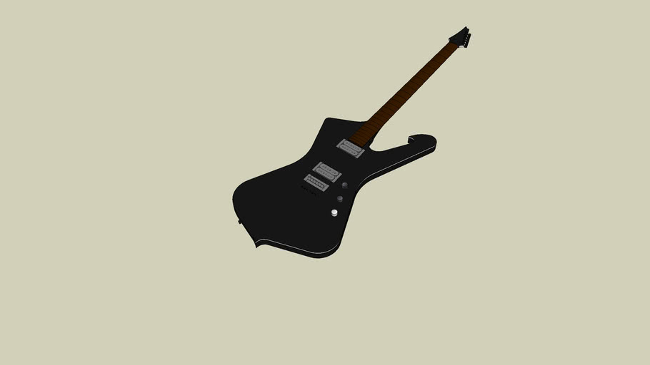 Ibanez Iceman Guitar