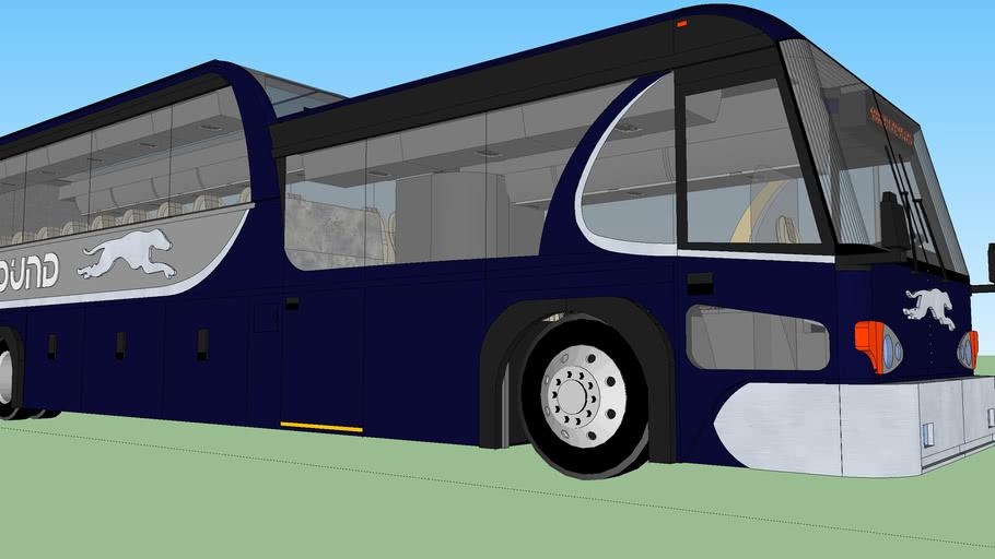 Scenicruiser Concept MCI D4505S