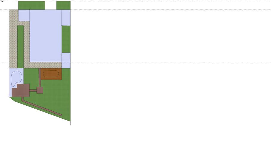 газон схема