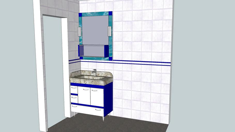 gabinete lavatório marcos