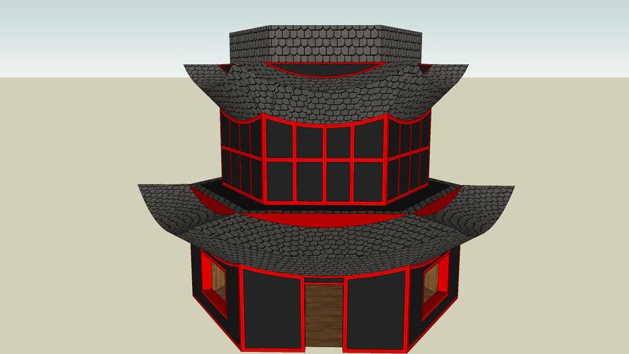 Pagoda Simple