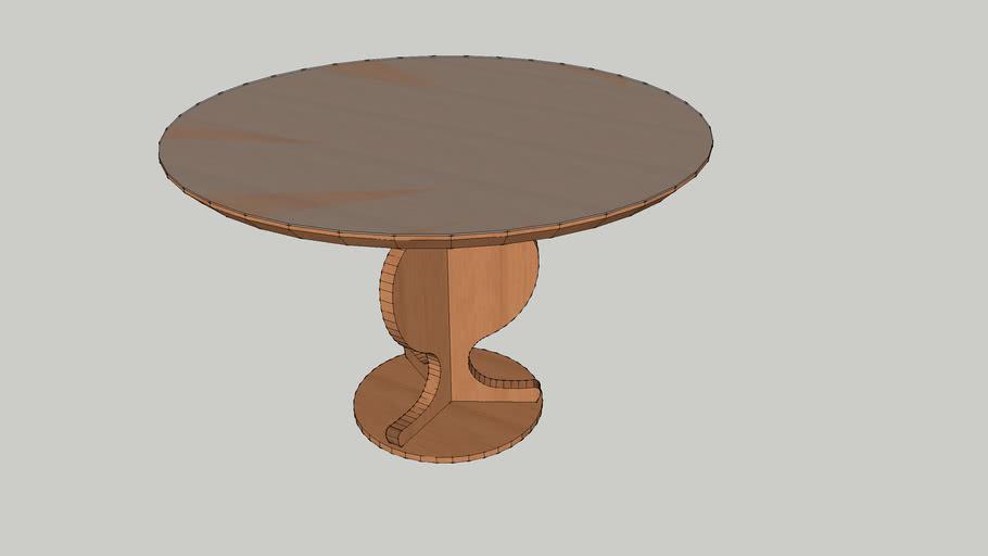 CG-Mel mesa de jantar