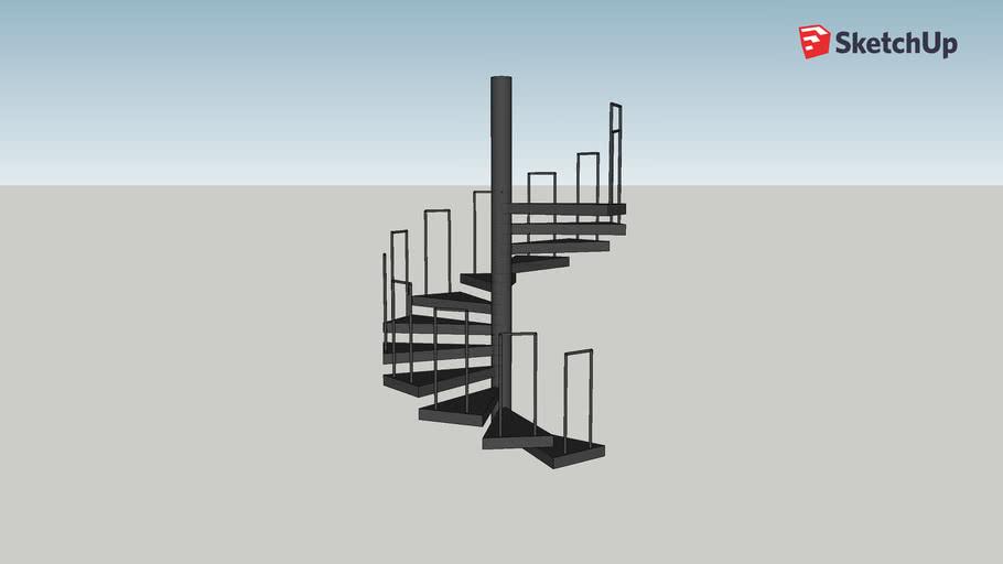 Rumors Spiral Staircase