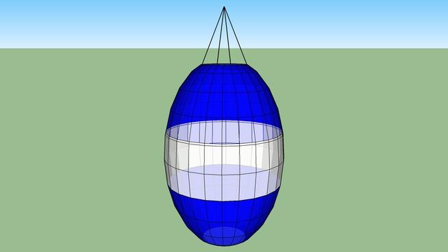 Hatsujin Paper Lantern