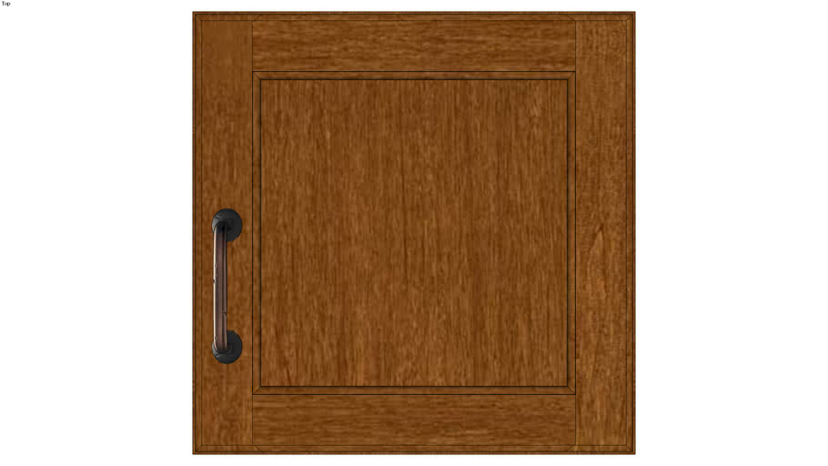 Wall Single Door 15Hx15D