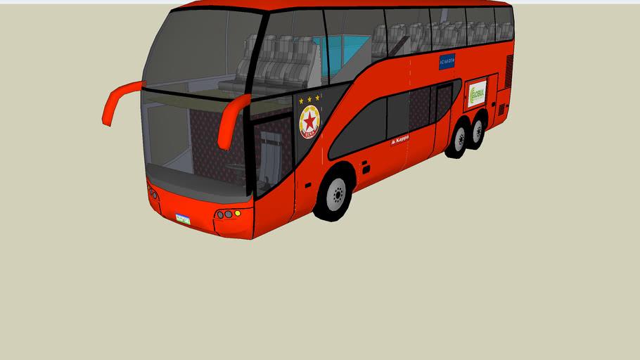 avtobus na pfk cska sofia