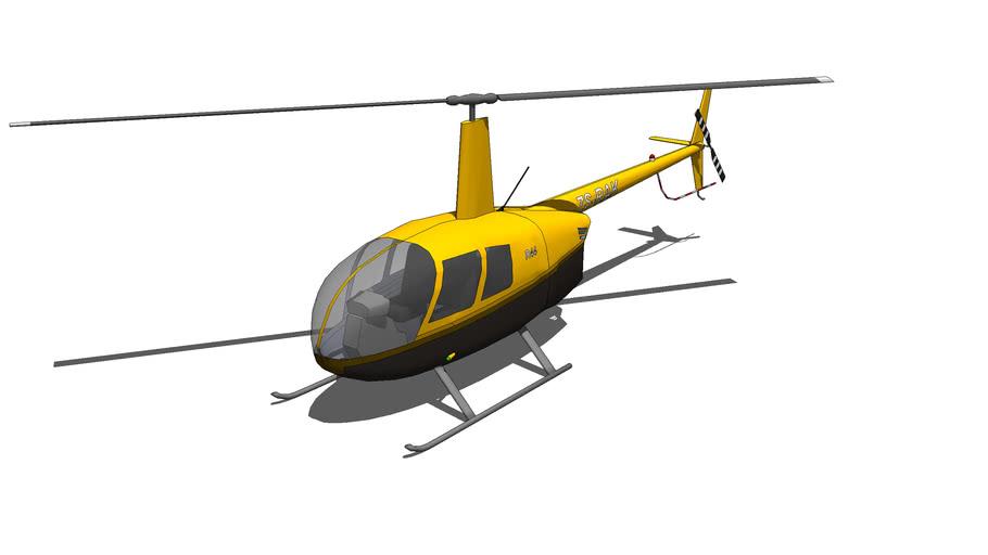 Robinson R44 Beta