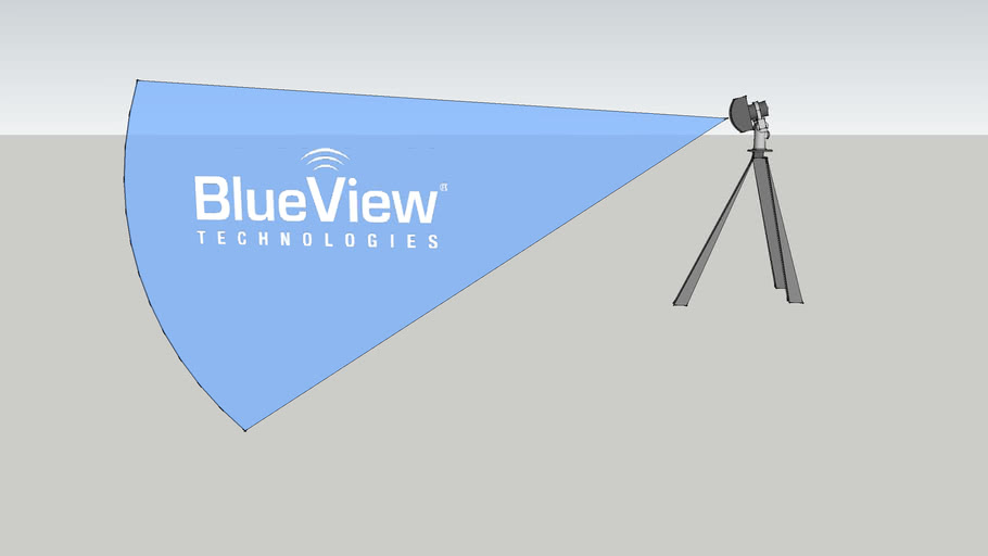BlueView_MB1350_on_Tripod