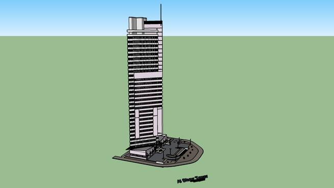 Al Dhow Tower - Kuwait City