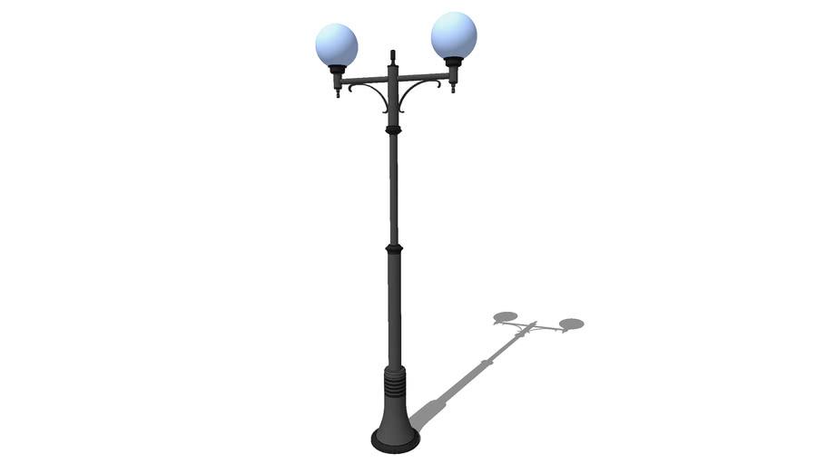 "Уличный фонарь Парк 2-250 мм / Streetlight ""Park"" street light 2-250 mm"