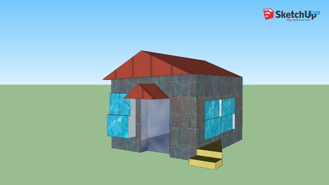casa de hierro