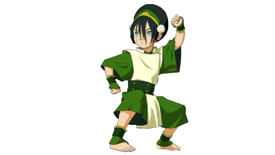 Avatar :  Toph