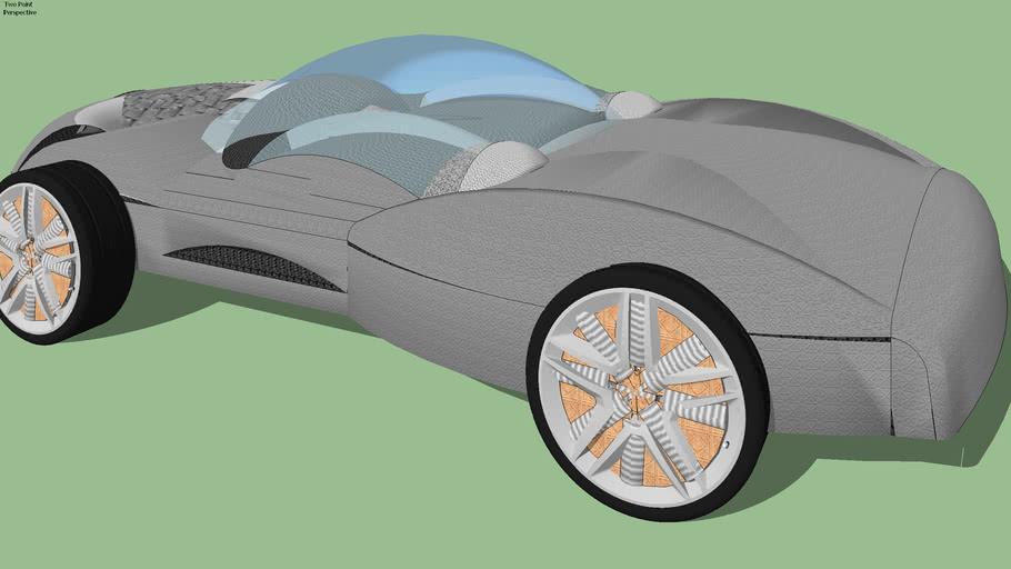 Racecar Concept (original kit)