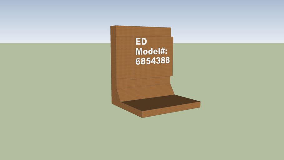 ED Speaker  Model#: 6854388