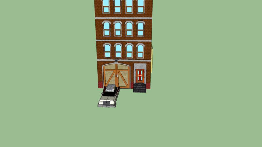 model house &car 2