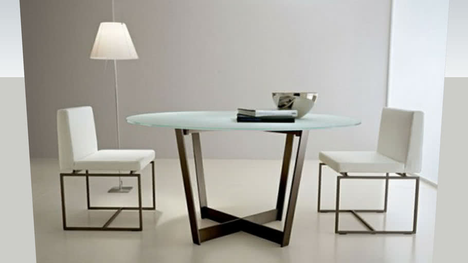 Small and Modern Dining Table