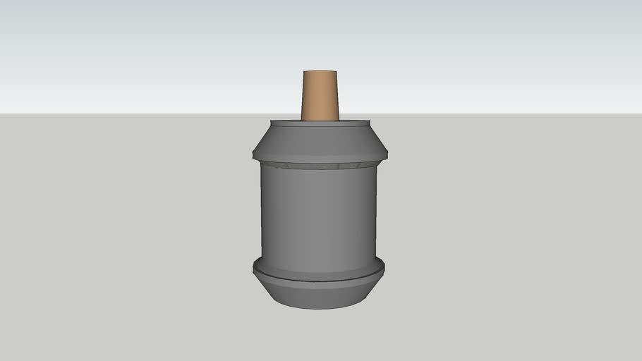 Type 97 Hand Grenade