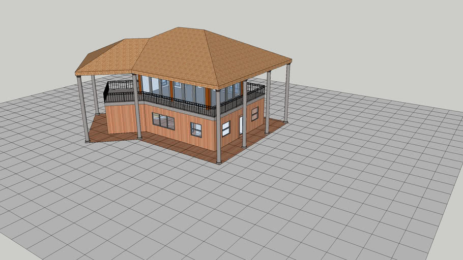 Finish this house contest ABA