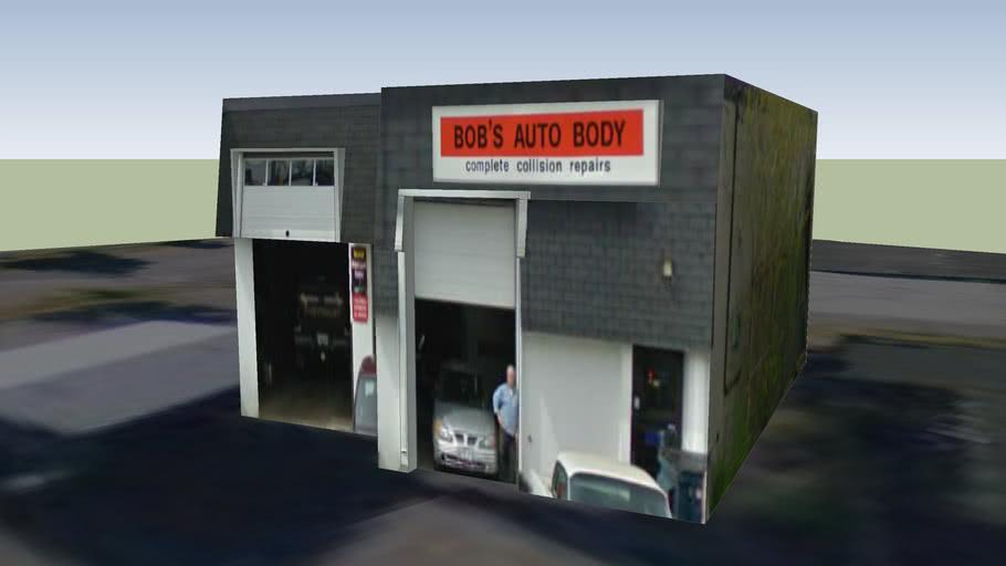 BOB'S Auto Body.