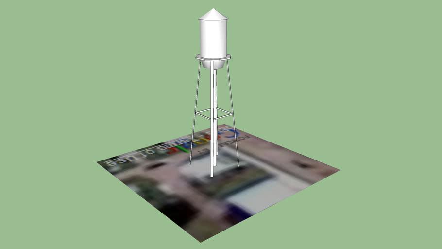 Ellendale watertower