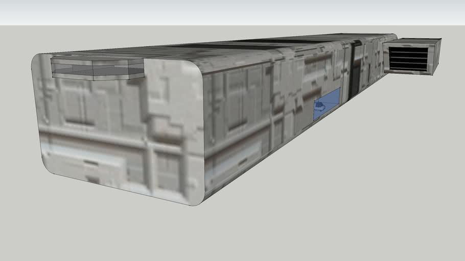 NWC medium cargo carrier