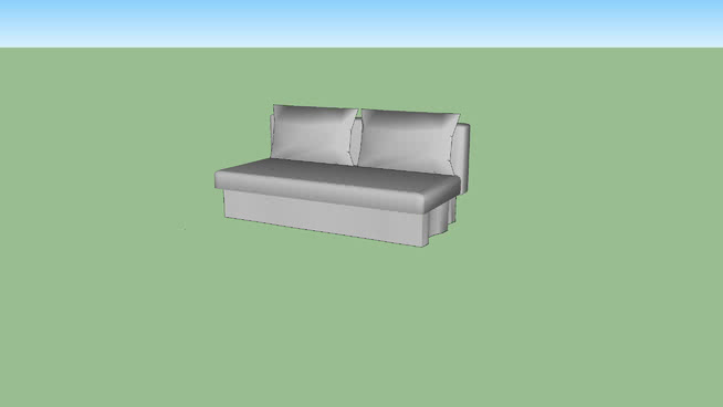 Pleasing Himmene Ikea Sofabed 3D Warehouse Gmtry Best Dining Table And Chair Ideas Images Gmtryco