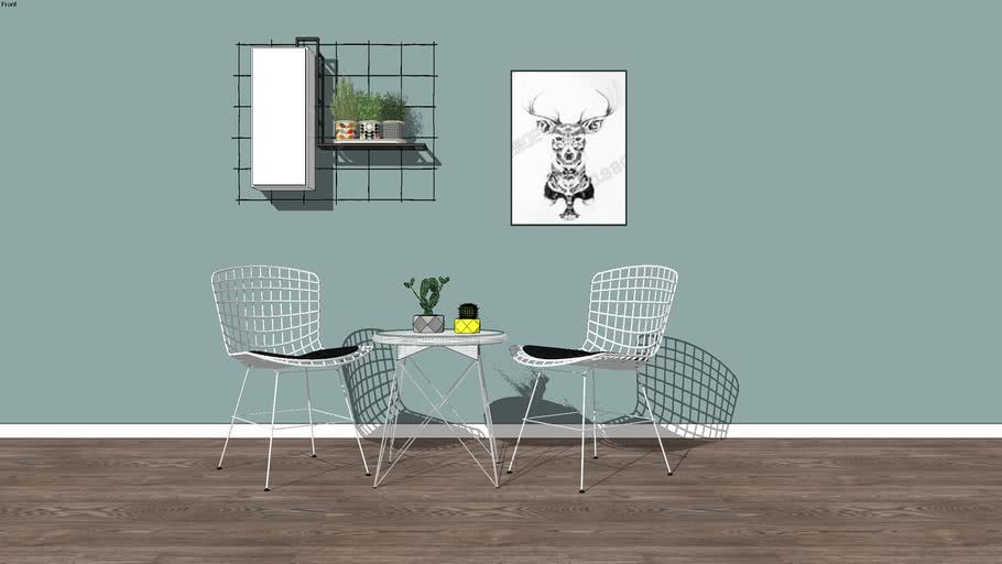 Tafel+stoel