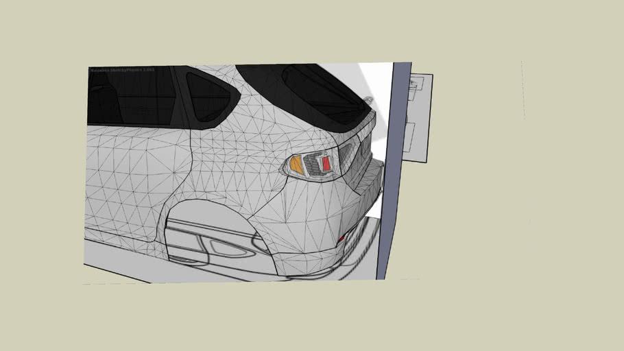 Subaru Impreza 2009 progress update 2