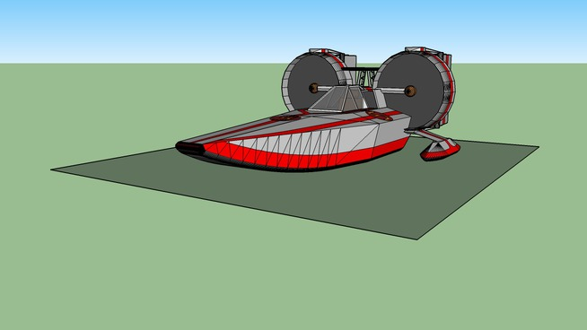 Racing Airboat
