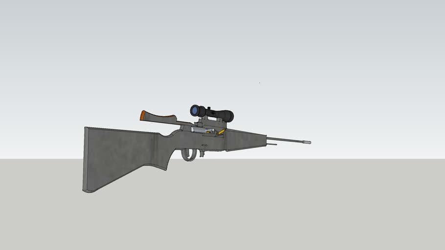 M25-SO sniper rifle