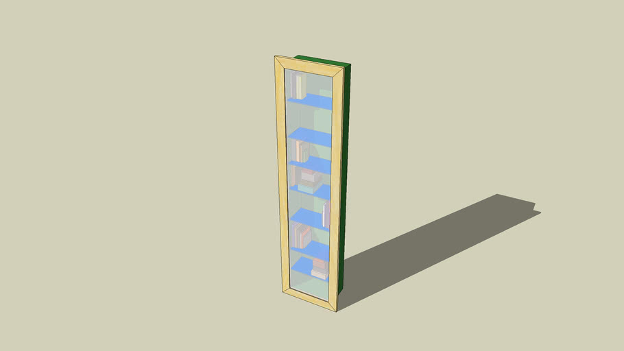 Bertby Bookcase