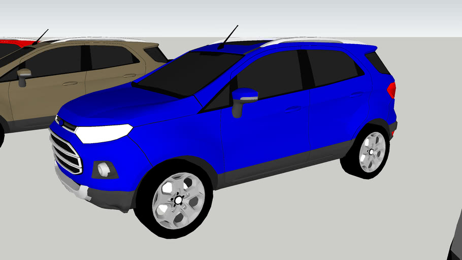 ford ecosport collect