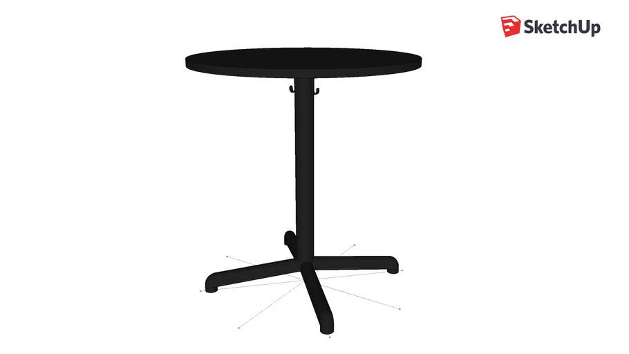 table IKEA STENSELE round Ø70 H75