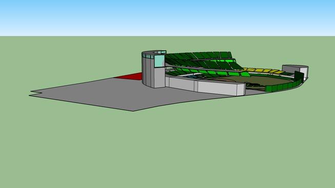 Athletics Ballpark at Diridon South