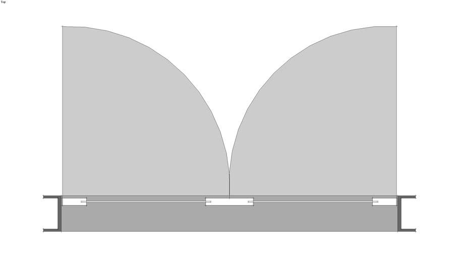 Exterior Double Door 6.0