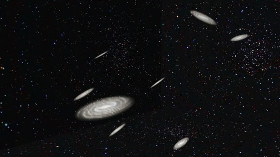 Intergalactic space | 3D Warehouse
