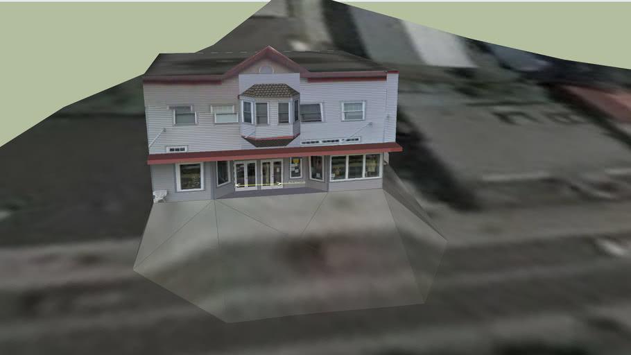Building in Juneau Alaska