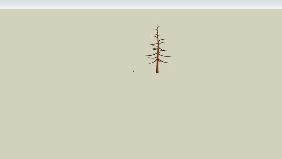 desert dead tree for christine's eyes only lol