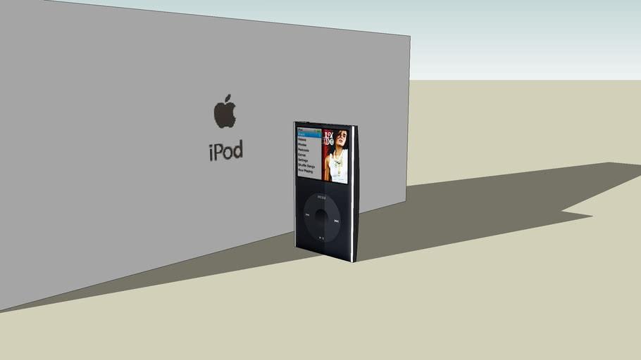 Ipod Classic Concept