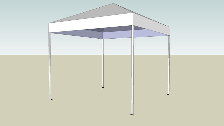 tent  pop-up 10' x 10'