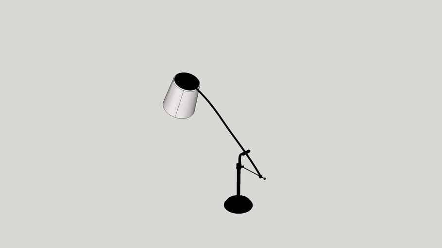 """Cline 36"""" Table Lamp"""