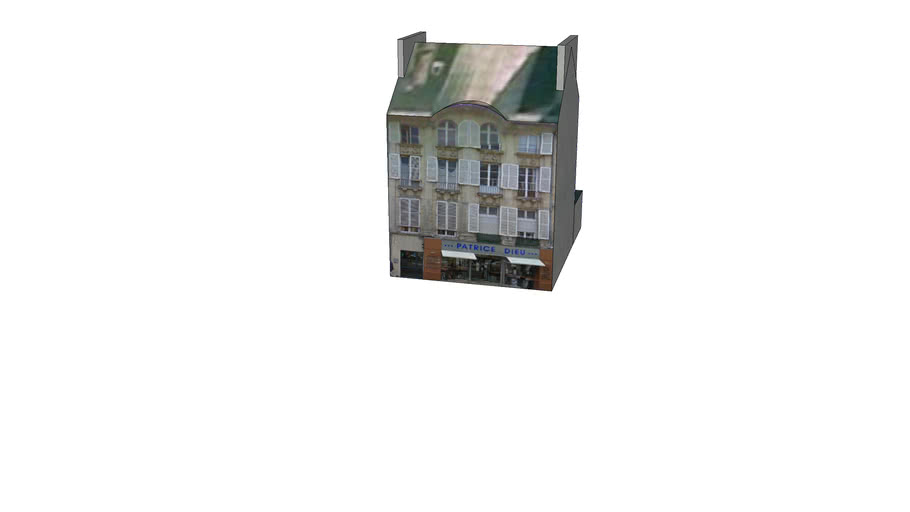 21 Rue Guillaume le Conquérant, 14000 Caen, France