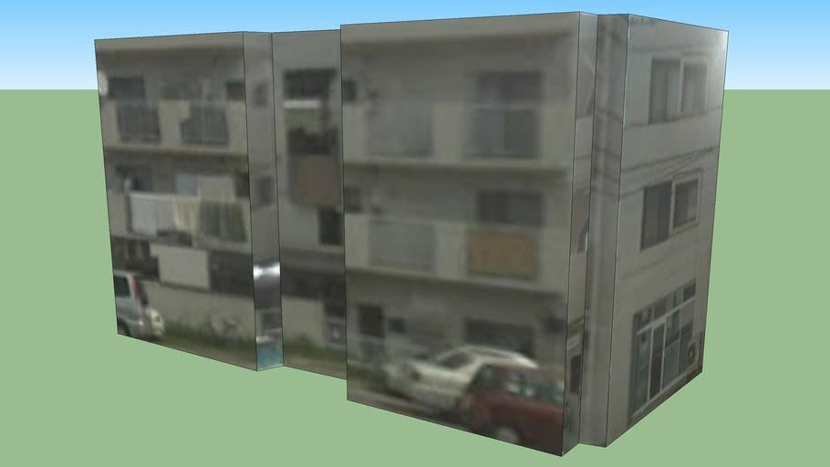 此建築物位於 日本愛知縣名古屋市