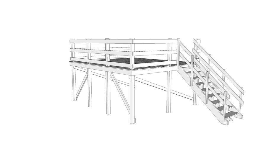 Sfurn Terrace elevated