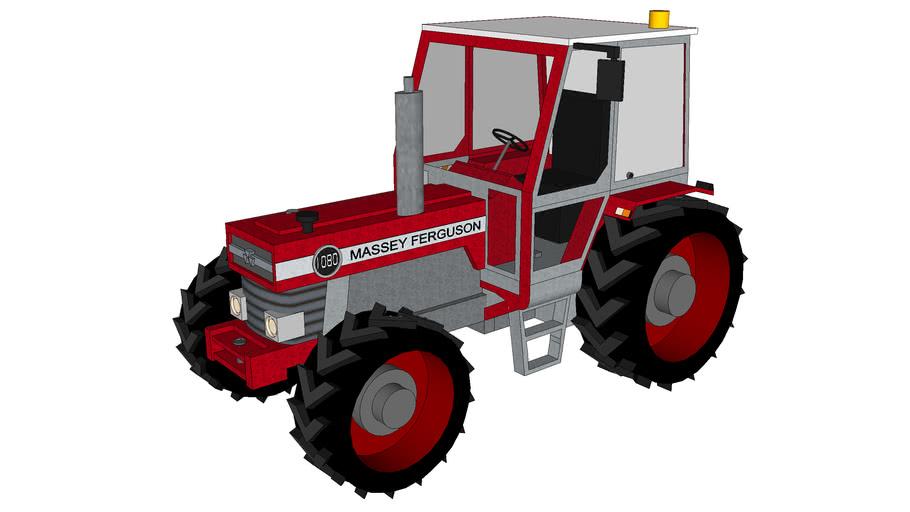 tracteur massey ferguson 1080