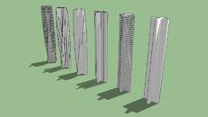 Parametric Columns
