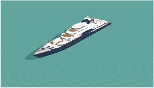 Yacht - Ella (150 m)